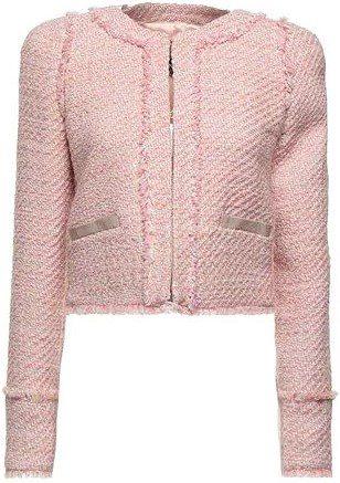 Blush Sartorial Jacket-Pinko