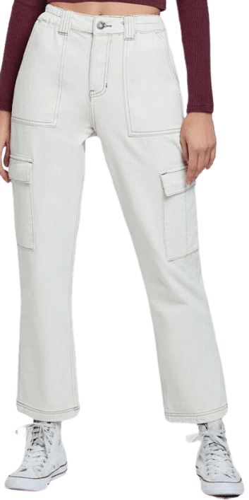 Bone Utility Cargo Pants-PacSun