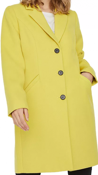 Celery Calacindy Coat
