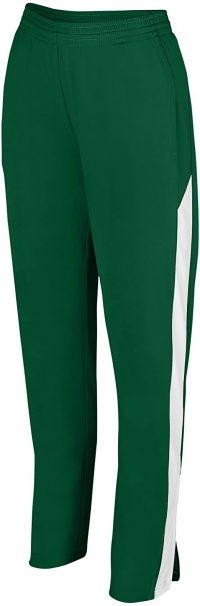 Dark Green Pants-Augusta Sportswear