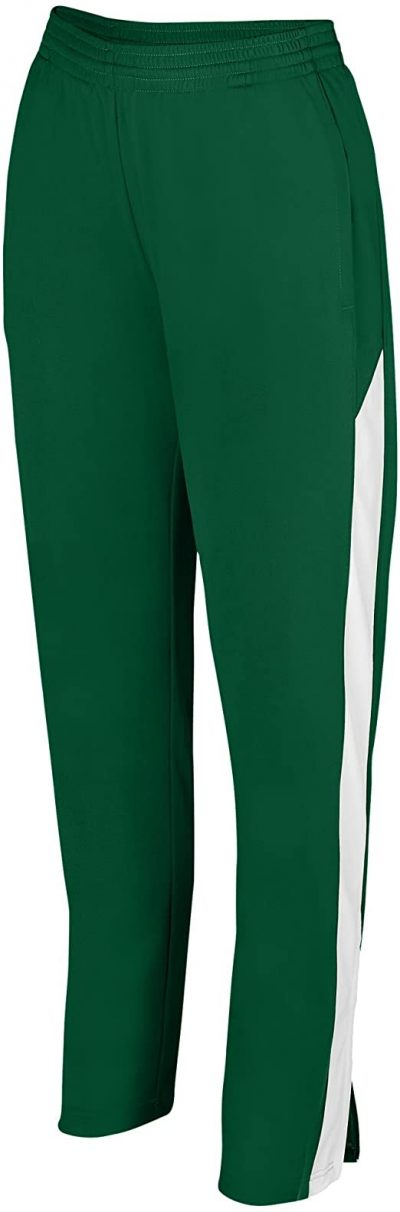 Dark Green Pants-Augusta Sportswear