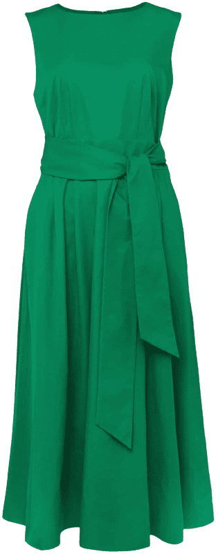 Field Green Tara Dress-Hobbs