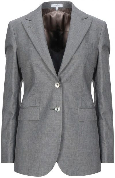 Grey Blazer-Boglioli