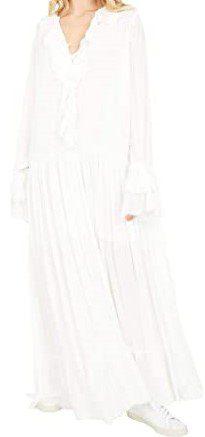 Ivory Sweet Darlin Maxi Dress
