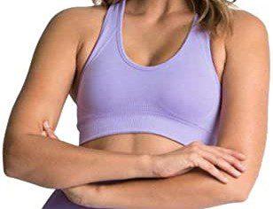 Lavender Sports Bra-Generic