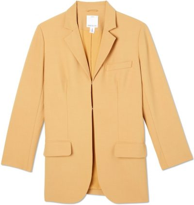 Mustard Against You Blazer-C MEO Collective