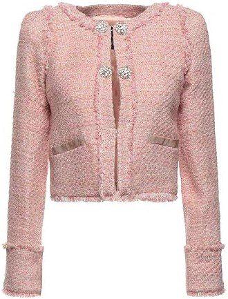 Pink Sartorial Jacket-PINKO