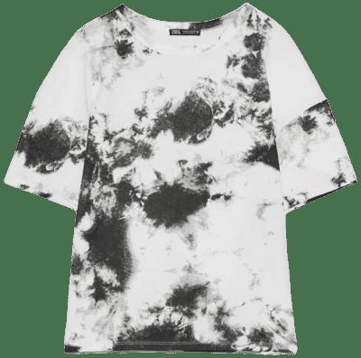 Printed T-Shirt-Zara