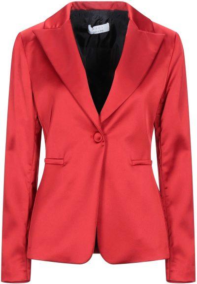 Red Sartorial Jacket-KAOS
