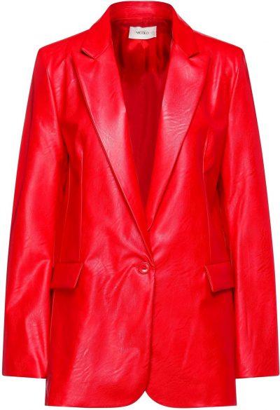 Red Sartorial Jacket-Vicolo