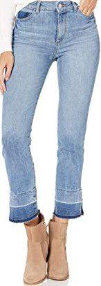Saratoga Mara High Rise Straight Ankle Jeans-DL1961