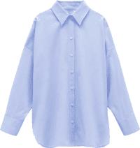 Sky Blue Long Shirt