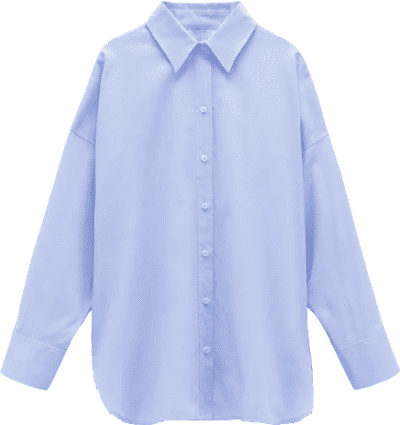Sky Blue Long Shirt