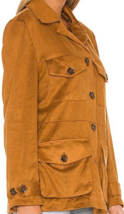 Tan Zion Jacket