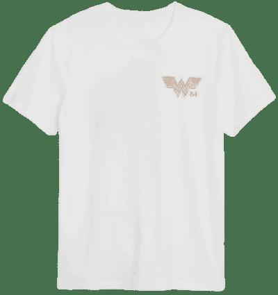 White DC Comics Wonder Woman '84 Unisex Tee-Old Navy