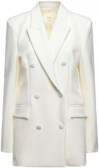White Sartorial Jacket-Vicolo