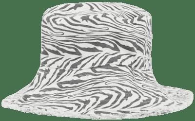 Zebra Print Bucket Hat-Asos Design