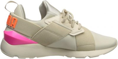 Birch-knockout Pink Muse Chase Sneakers