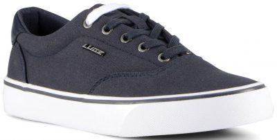 Black Canvas Low Top Sneaker-Lugz