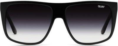 Black Incognito Over-Sized Sunglasses