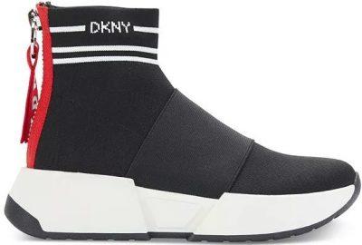 Black Marini Sneakers-DKNY