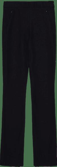 Black Power Stretch Zip Leggings