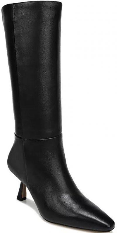 Black Samira High Heel Boots-Sam Edelman