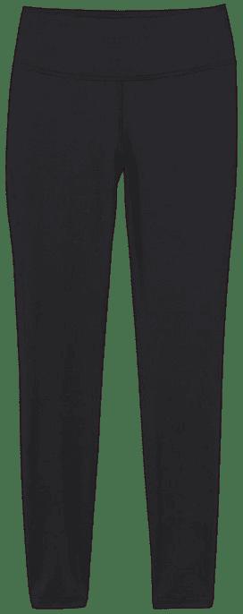 Black Sports Leggings Shaping Waist-H&M