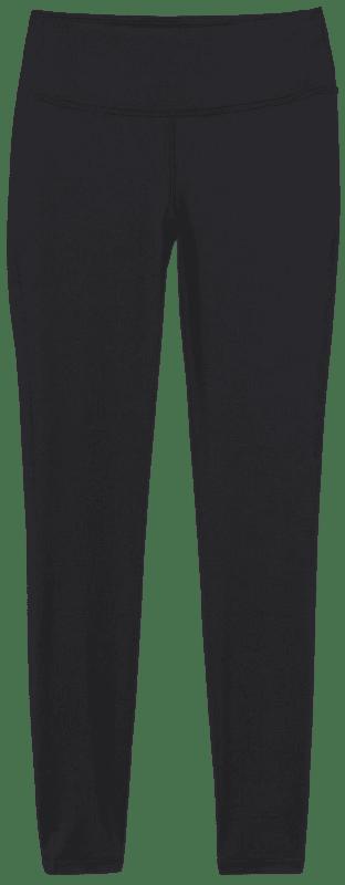 Black Waist-Shaping Sports Leggings