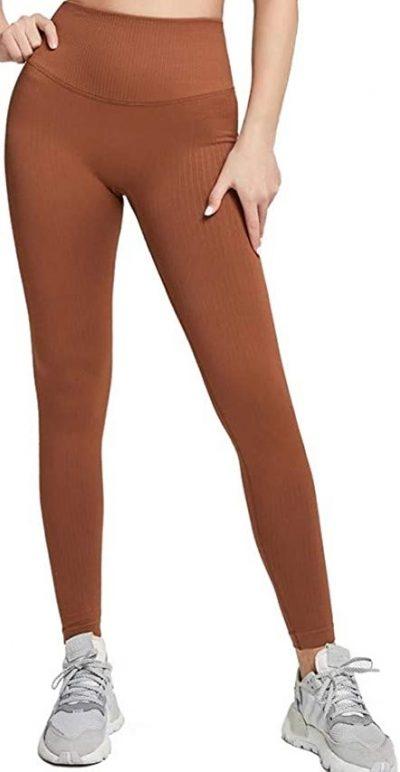 Caramel High Waist Leggings