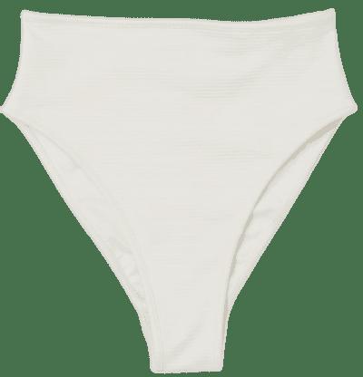 Cream Brazilian Bikini Bottom