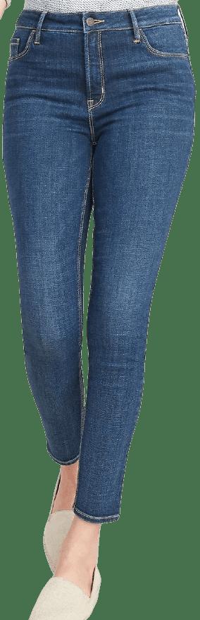 Dark & Stormy Night High-Waisted Rockstar Super Skinny Jeans-Old Navy