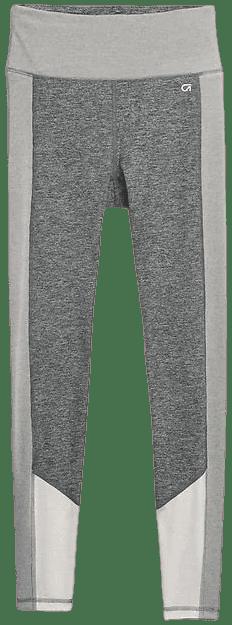 Grey High Rise Brushed Jersey Legging-GAP