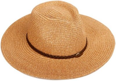 Khaki Sun Straw Hat-Lvaiz