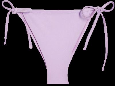 Lilac High Tie Bikini Bottoms-Topshop