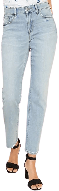 Maple Power Slim Straight Jeans-Old Navy