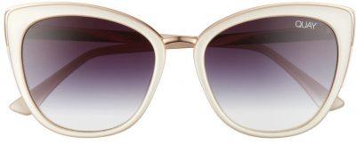 Pearl Cat Eye Sunglasses