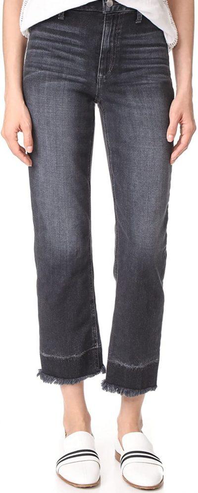 Vija Jane High Rise Crop Jeans