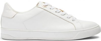 White Cabo Low Top Sneakers