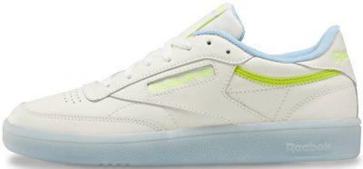 White Club C 85 Sneaker-Reebok
