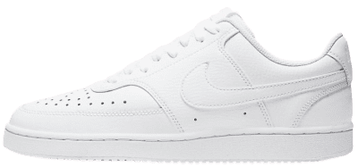 White Court Vision Low Shoe-Nike