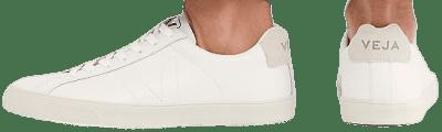 White Esplar Sneakers-Veja