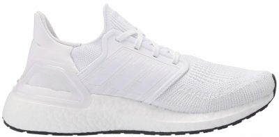 White Ultraboost 20 Running Shoes