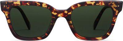 Beale Saffron Tortoise Fade Sunglasses-Warby Parker