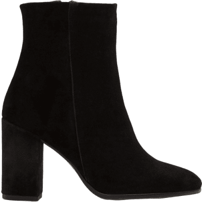 Black Block Hell Ankle Boot