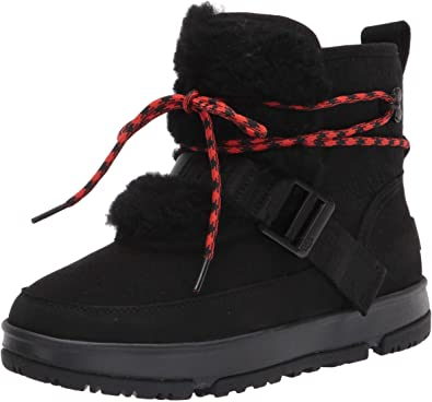 Black Classic Weather Hiker Snow Boot-UGG