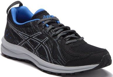 Black Frequent Trail Running Sneaker-ASICS