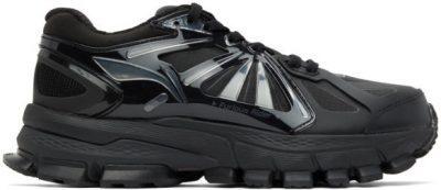 Black Furious Rider Ace Element Sneakers-LI-NING