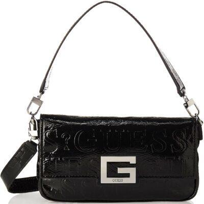 Black Handbag-Guess