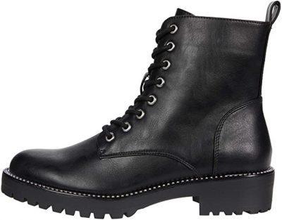 Black Octavian Boots-Report